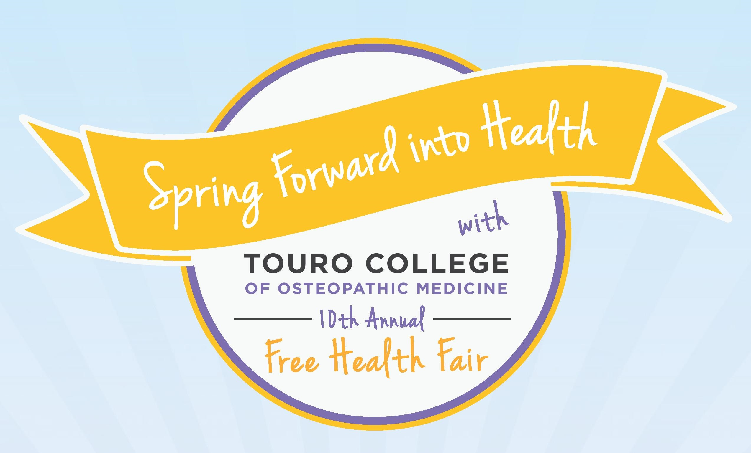 TouroCOM Harlem Spring Into Health 2018