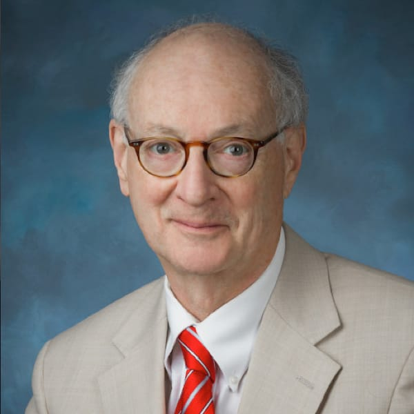Portrait of Albert Wertheimer, PhD, MBA