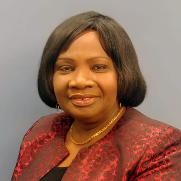 Portrait of Joyce Addo-Atuah, PhD, MSc, BPharm
