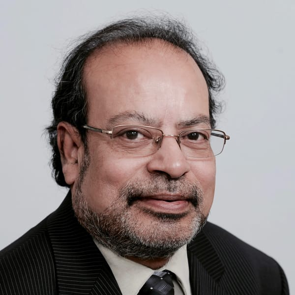 Portrait of Dipan B. Ray, PhD, MS