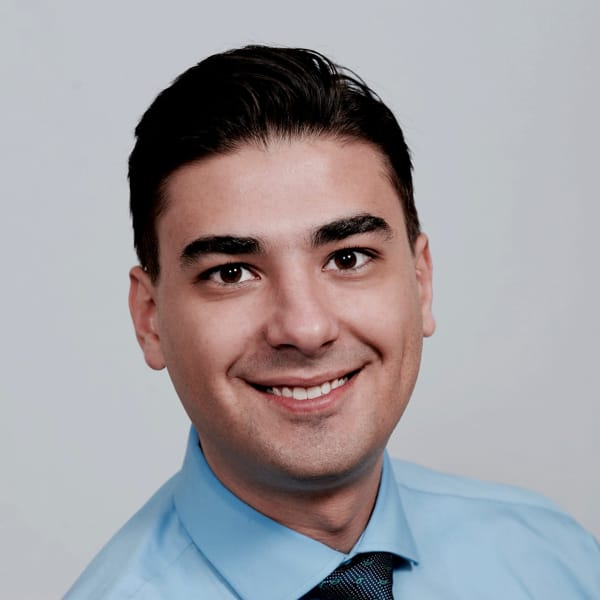 Portrait of Roman Fazylov, PharmD, BCPS