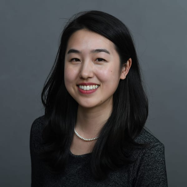Portrait of Jeeseon (Rosa) Kim, PharmD