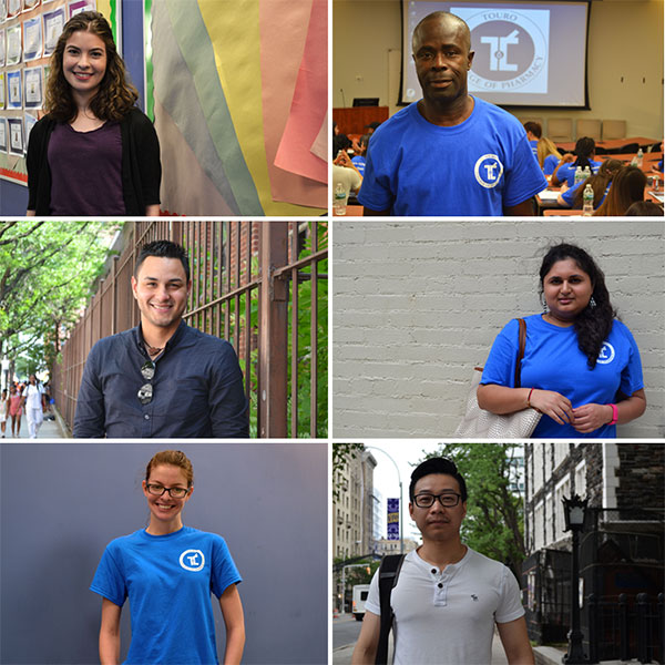 Meet students from the TCOP class of 2020