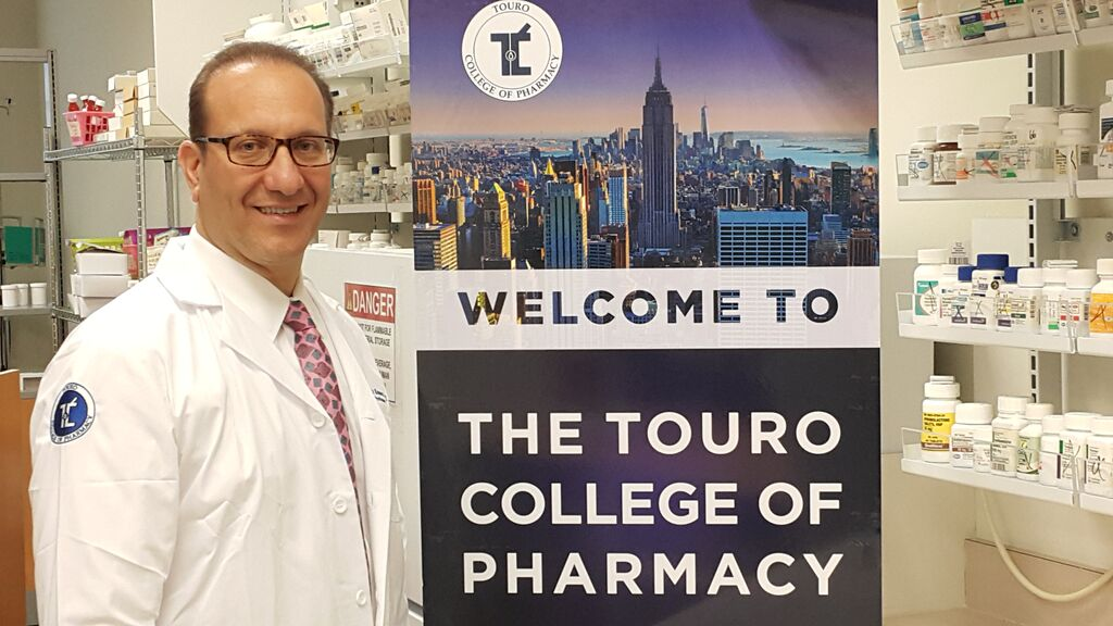 Touro College of Pharmacy Dean Henry Cohen