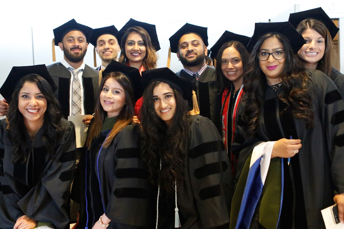 Graduates Touro College of Pharmacy Class of 2017